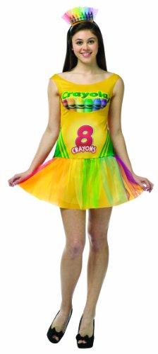 Rasta Imposta Crayola Crayon Box Dress, Multi,