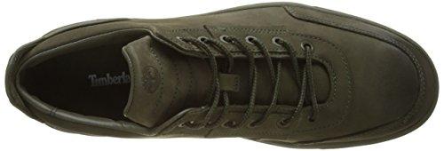 Timberland Herren Amherst High Top Sensorflex Chukka Boots Grün (Grape Leaf Nubuck A58)