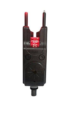 ProLogic SMW Bite Alarm elektronischer Bissanzeiger mit LED Snag Ears
