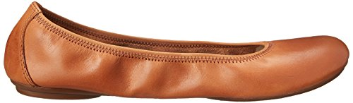 Jane Chaste Women's Flats Cognac Puppies Ballet Hush Mary waqxFXRzEz