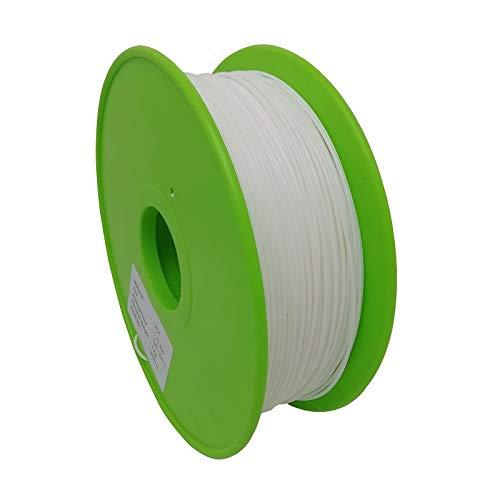 Tesseract 1.75mm Premium PETG Filament (1 KG Spool) (White) Price & Reviews