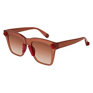 Sunglasses Christopher Kane CK 0018 S- 003 COPPER / BROWN