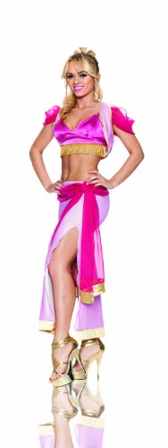 Delicious 3 Wishes Costume, Pink, Small ()