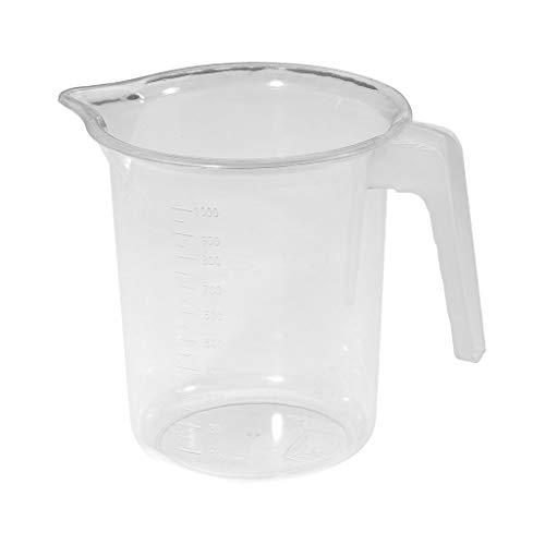 Compra Smart-T-Haus 7051022 Jarra Graduada, 1 Liter, Transparente ...