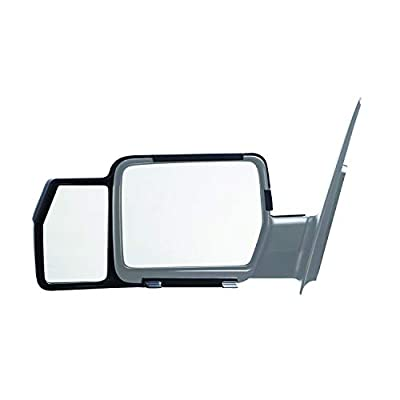 Fit System 81800 Ford F-150/Lincoln LT Snap-on Towing Mirror - Pair: Automotive