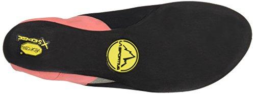 La Sportiva Mutant Womens Trail Running Shoes - SS18 Finale Woman Grey/Coral Talla: 36 89wWnz