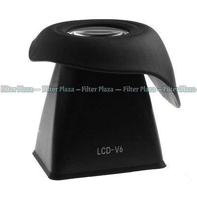 FidgetFidget Extender for mirrorless 2.8X 3 LCD Viewfinder Eyecup EOS M EOSM Camera