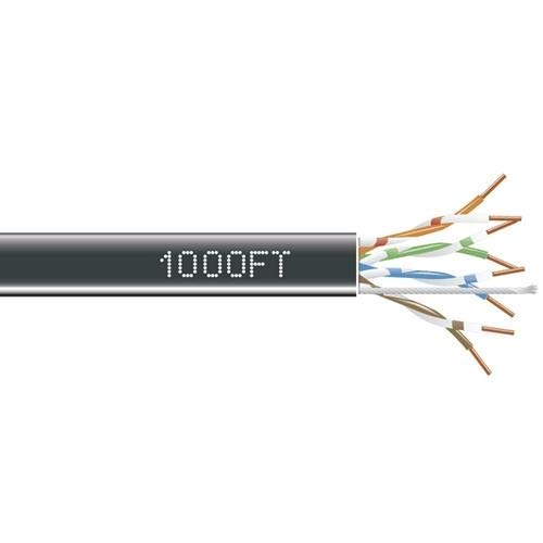 Black Box EYN861A-PB-1000 CAT5e Solid Bulk Cable Pack of 2 pcs