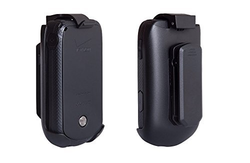 Belt Clip Oem Cellular Accessory (Kyocera DuraXV OEM Verizon Wireless Swivel Belt Clip Holster)