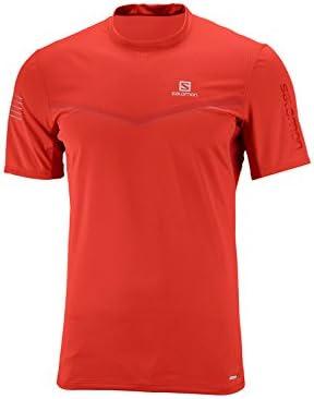 SALOMON Fast Wing SS M T-Shirt /à Manches Courtes pour Homme