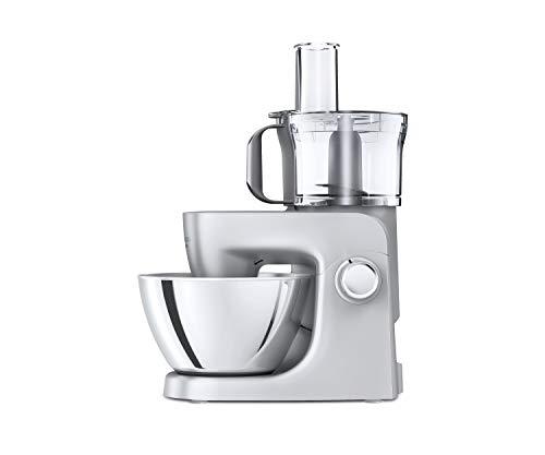 Kenwood MultiOne KHH326SI - Robot de cocina (5,2 kg, 29 cm, 24,7 cm), Gris