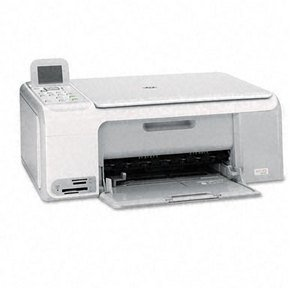 HP Photosmart C4180 Printer w/ 2.4 inch Color LCD (Hp Photosmart 2575 All In One Power Cord)