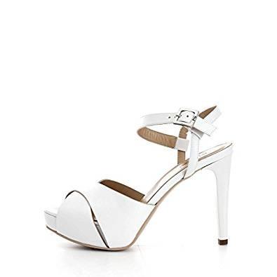 Sandalo NERO GIARDINI P717900DE Color Bianco