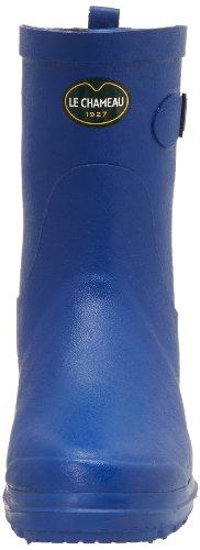 Le Chameau Footwear Womens Low Boot Rain Boot Klein Blue iN18W