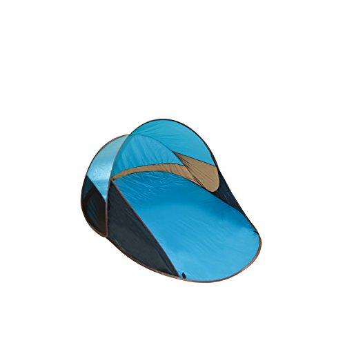 ALEKO PTB12 Instant Pop Up Beach Tent Outdoor Shelter Sun Shade Canopy Camping Fishing Portable Cabana