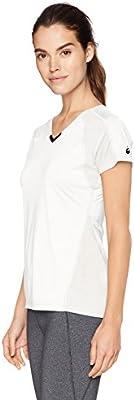 ASICS Womens Upcourt Short Sleeve Jersey