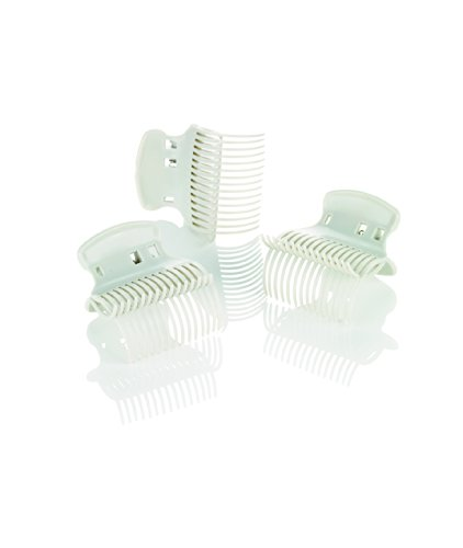 Conair Big Curls (Conair Hot Roller Super Clips, White)