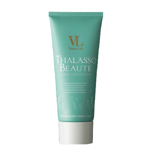 Venus Lab Thalasso Beaute Hair Remover Cream for Women, 6.7 Ounce