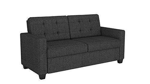 Amazon Com Signature Sleep Devon Sofa Sleeper Bed Pull