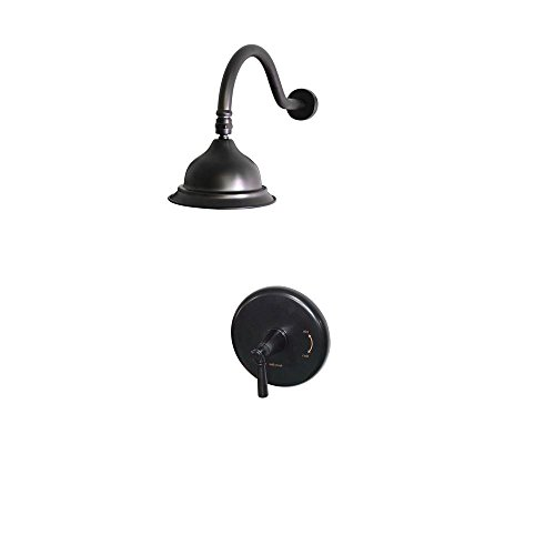 Artistry Single Handle Pressure Balanced Shower Faucet Finish: Oil Rubbed Bronze