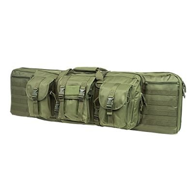 Nc Star Double Carbine Case, Green, ()