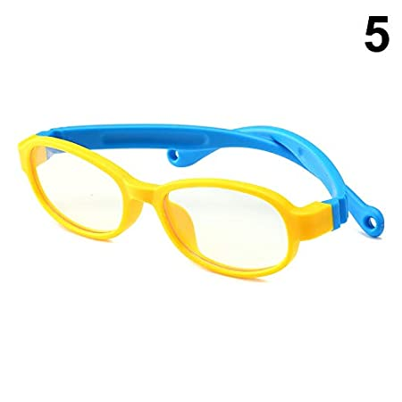 Anti Mayouth Lunettes Silicone Enfants Frame Blueray bY6If7gmyv