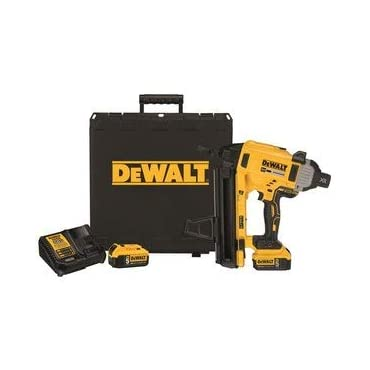 Dewalt DCN890P2 20V MAX Cordless Concrete Nailer Kit