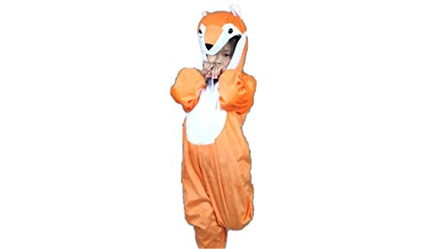 Kids Animal Costumes Unisex Pajamas Fancy Dress Outfit Cosplay Children Onesies (XL (for Kids 47
