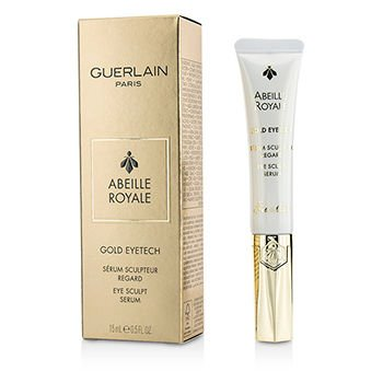 Guerlain Eye Care by Guerlain 0.5 oz Abeille Royale Gold Eyetech Eye Sculpt Serum for Women