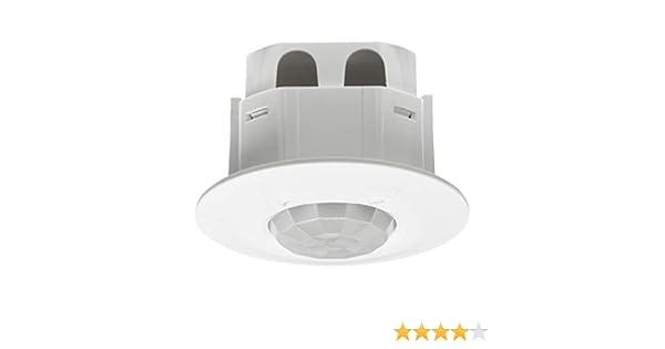 Legrand gestion iluminacion - Detector pir 360º empotrar: Amazon ...