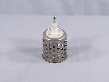 Kenwood - Rodillo rallador de tambor 5. Accesorio para robot de cocina Chef Sense, Kmix, KAX643, AX642, AX643: Amazon.es: Hogar