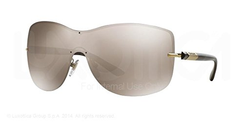 DKNY Sunglasses DY5081 11895A Pale Gold Light Brown Mirror Gold 0 13 125