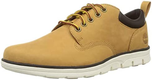 medio empujoncito aceptar  Timberland Bradstreet 5-eye Oxford, Men's Shoes, Brown (Brown BRN), 12 UK ( 43 AE): Buy Online at Best Price in KSA - Souq is now Amazon.sa