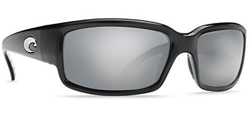 Sunglasses Silver Black Mirror Del Costa Mar Caballito xfXtfY