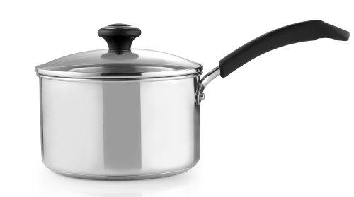 Prestige Create Stainless Steel Saucepan - 20 cm