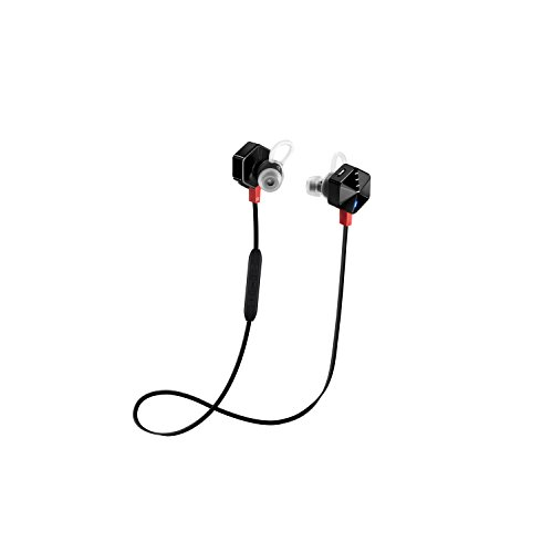 FIIL CARAT Wireless In-Ear Sport Headphones-Black/Red by FIIL