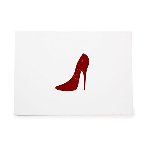 High Heel Style Stilettos Heels Style 7778, Rubber Stamp Shape great for Scrapbooking, Crafts, Card Making, Ink Stamping Crafts -
