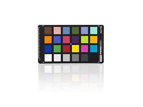 X-Rite ColorChecker Classic Mini (MSCCMN-RET) (Card Color Photo)