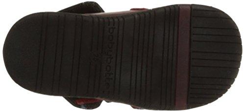 BabybotteArtisnow1 - Zapatillas Altas Niños Rojo - Rouge (405 Rouge/Noir)