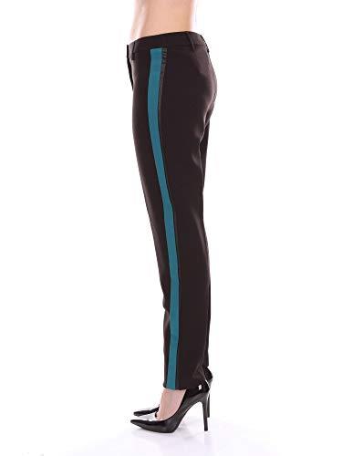 Pantalon Noir Blugirl Polyester 6755black Femme ZxTIP