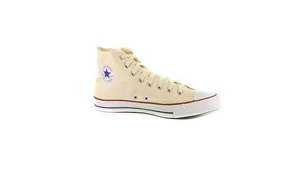 Amazon.com   Converse All Star Chuck Taylor Cream High Top ...