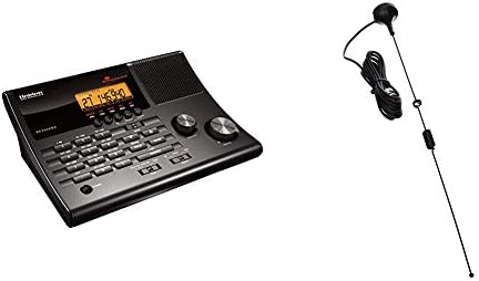 Uniden 500 Channel Clock//Radio Scanner with Weather Alert BC345CRS Renewed Discontinued by Manufacturer
