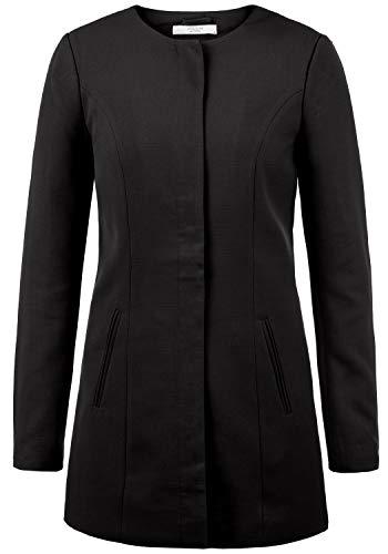 De Jacqueline Yong Outerwear Outerwear De De Yong Black Jacqueline Black Outerwear Yong Jacqueline Black HSqTwZ