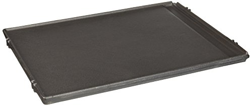 Broil King 11220 Exact Fit Cast Iron Griddle for the Broil King Monarch Series Gas (Porcelain Cast Iron Reversible Griddle)