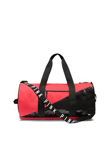 Victorias Secret PINK Weekender Duffel Bag Pink On Fleek