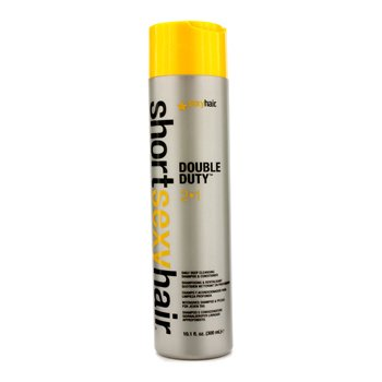 Short sexy hair shampoo