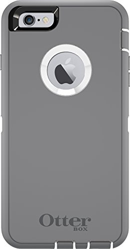 OtterBox 77-52247 Defender case for iPhone 6 Plus/6s Plus - Frustration-Free Packaging...