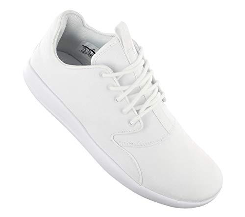 Scarpe Ginnastica Nike White white Uomo Da white Basse Jordan Eclipse EAACPqS