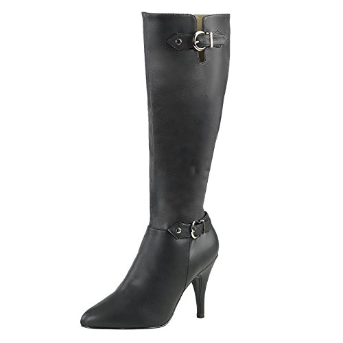 Pleaser Day and Night Kneestiefel Dream-2030