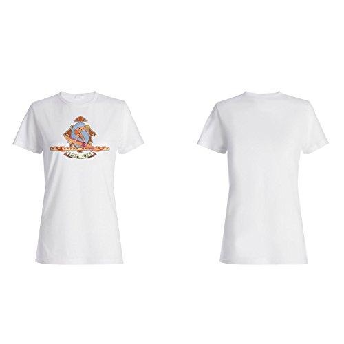Retro Surfer Vintage Surf seit 1960 Damen T-shirt f808f